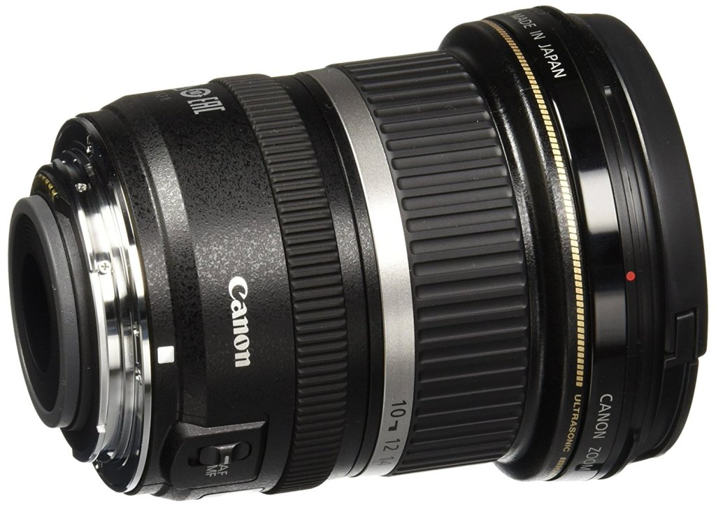 Canon EF-S 10-22mm f:3.5-4.5 Lens