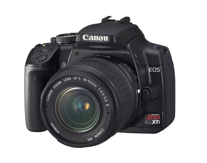 Canon EOS Rebel XTi