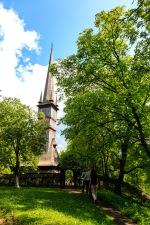 "Biserica de Lemn ""Sfintii Arhangheli Mihail si Gavriil"", Surdesti, Romania, a UNESCO monument"