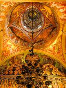 Manastirea Putna, Bucovina, Romania
