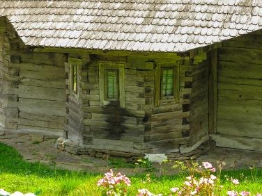 "Biserica de Lemn ""Dragos Voda"", Bucovina, Romania."