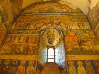 Manastirea Arbore, Bucovina, Romania