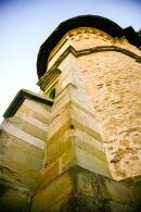 Manastirea Dragomirna, Bucovina, Romania.