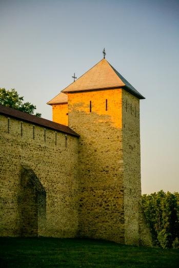 Manastirea Dragomirna, Bucovina, Romania
