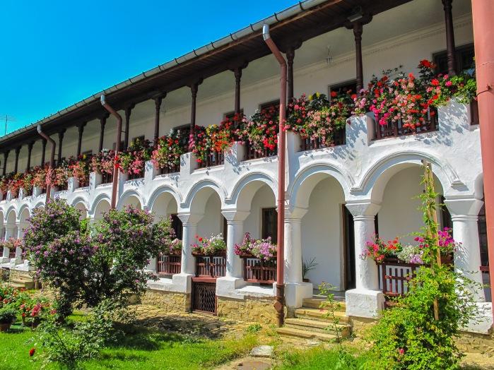 Manastirea Agapia, Romania