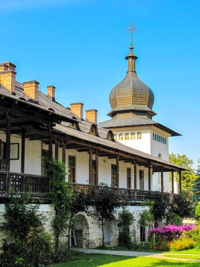 Manastirea Sihastria, Moldova, Romania