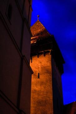 Margarethenkirche, Medias, Romania