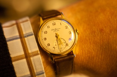 1952 J.W. Benson Watch