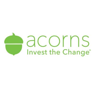 Acorns - invest the change