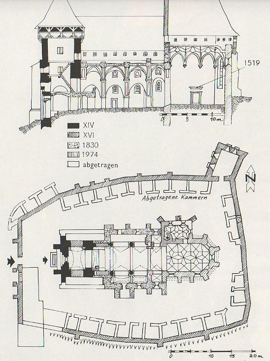 Planul_fortificatiei_din_Copsa_Mare