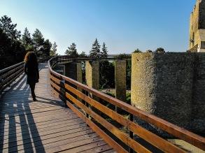 Cetatea Neamt, Moldova, Romania