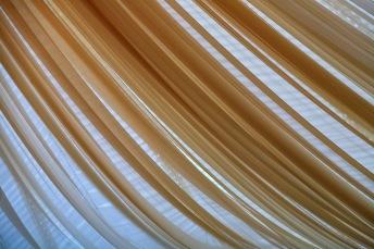 Draped cloth