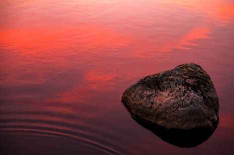 Rock and ripples
