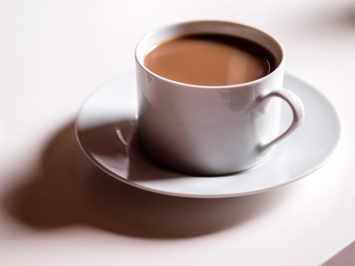 Noon coffee
