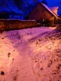 Scene from evening walk
