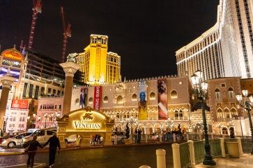 The Venetian, Las Vegas, NV, USA