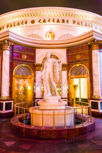 Caesar's Palace, Las Vegas, NV, USA