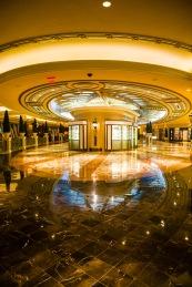Palazzo Hotel, Las Vegas, NV, USA