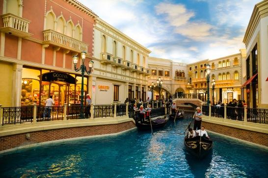 Venetian Hotel, Las Vegas, NV, USA