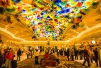Bellagio Hotel, Las Vegas, Nevada, USA