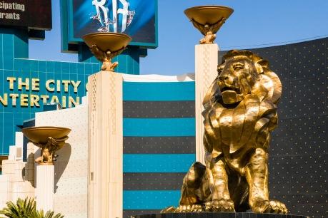 MGM Hotel, Las Vegas, NV, USA