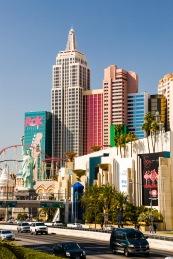 New York Hotel, Las Vegas, NV, USA