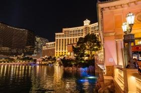 Bellagio Hotel, Las Vegas, NV, USA