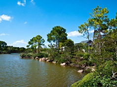 Morikami Museum and Japanese Gardens, Delray Beach, FL, USA.