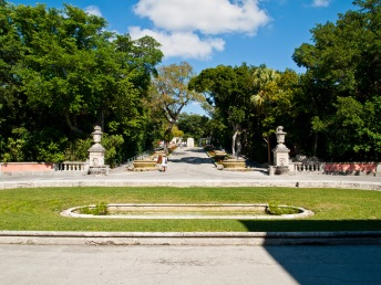 Vizcaya, Miami, Florida, USA.