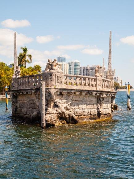 Vizcaya, Miami, Florida, USA