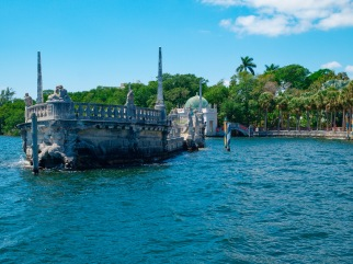 Vizcaya, Miami, Florida, USA. 