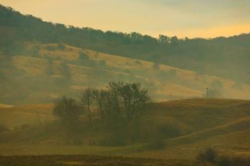 Quiet little valley