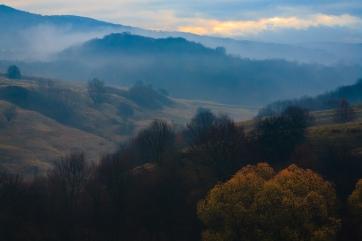 Near Slimnic, Transilvania, Romania