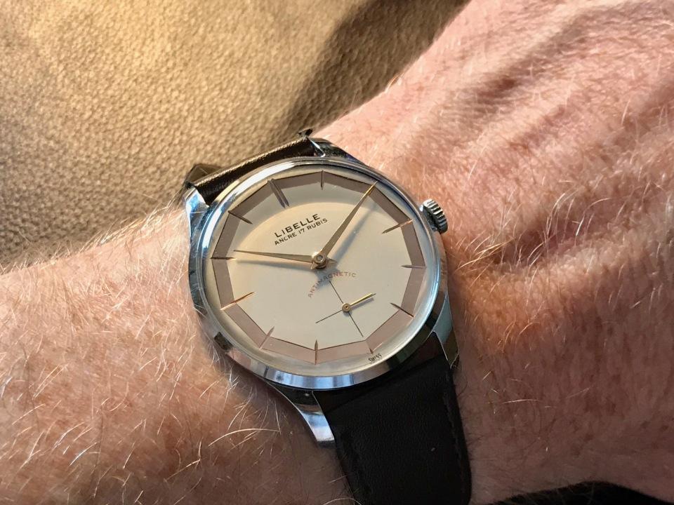 1960s Libelle Watch