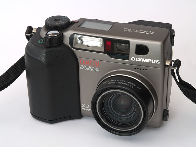 Olympus Camedia C3000Z