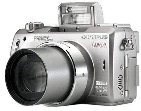 Olympus Camedia C770UZ