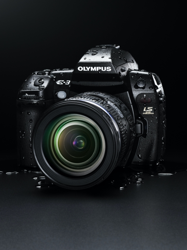 Olympus EVOLT E-3